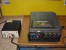 Sony Portable Videocassette Recorder BVW-35P Betacam SP ~ Ex-BBC ~ Serviced