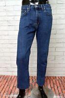 Jeans Uomo HUGO BOSS Taglia Size 31 Pantalone Cotone Denim Man PARI AL NUOVO