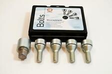 Genuine Wheel Locking Nuts & Bolts Vauxhall Calibra Corsa Meriva 93173882 New