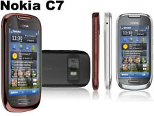 NOKIA C7-00 8MP CAMERA - WIFI - 3G phone or BOXED