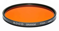 Kood FILTRO ARANCIONE MULTISTRATO made in Japan 77mm