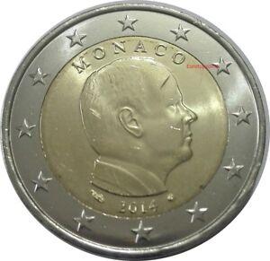 #RM# 2 EURO MONACO 2014 UNC