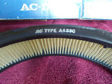 New Vintage USA Made AC Air Filter Cleaner A433C For 1970's Ford V8