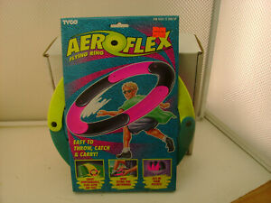 1994 TYCO AERO O FLEX FLYING RING EAST TO THROW CATCH & CARRY NEW IN PACKAGE