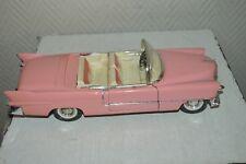 VOITURE SOLIDO CADILLAC ELDORADO  1955   1/21 CAR/AUTO PINK LADY GMC