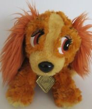 "Disney Theme Park Plush-Lady from Lady and the Tramp-8"" Long-EUC"
