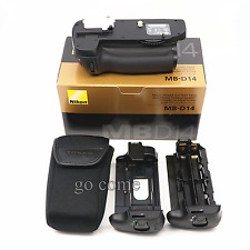 New Genuine Original Nikon MB-D14 Battery Grip For Nikon D600 D610