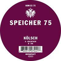 KÖLSCH - SPEICHER 75  VINYL SINGLE NEU