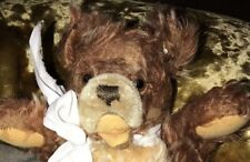 Antique Steiff Bear With Button In Ear from 1952/53.