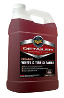 1 Gallon Meguiar's Non Acid Wheel and Tire Cleaner D14301 - Brake Dust Remover