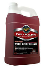 Meguiars Detailer Non Acid Wheel and Tire Cleaner  Gallon D14301