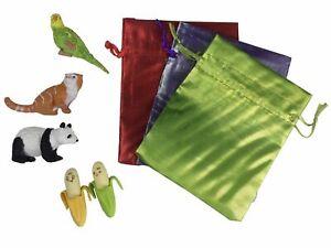 School Enrollment Set Miniblings Organza Gift Bag Animal Advent Calendar Eraser