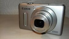 Canon PowerShot S100 - UNTESTED/ SPARES/ REPAIRS
