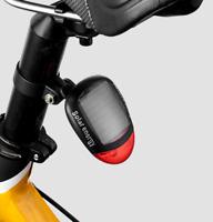 Rockbros Front Headlight LED Light Rear Light USB Charge Waterproof
