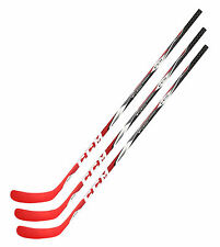 3 New CCM RBZ Superfast Grip stick 105 flex P19 LH left senior hockey composite