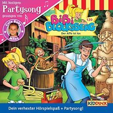 Bibi Blocksberg - Der Affe ist los! - Folge 120 - Hörspiel - CD - *NEU*