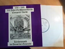 "12"" LP Ennepetal-Voerde-chiese musica in servizio del Comune-Life Rec."
