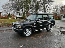 land rover discovery 2 es td5 auto