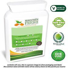 Sea Buckthorn Organic Pure Herb Capsules 100 X 100mg
