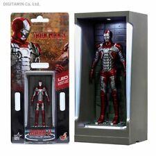 Movie Masterpiece Compact Iron Man 3 Miniature Ironman Mark 5 Hole Of With