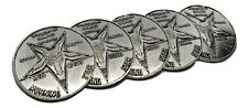 5 x Prop Lucifer Coin Morning Star TV Show prop coin 35mm x 2mm Solid Metal 3D