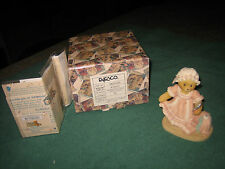 "1999 Cherished Teddies Enesco ""Collette""~ 4;Outer Beauty Is A Beautiful"""