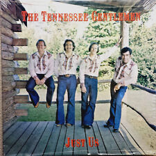 Factory SEALED • Tennessee Gentlemen • Just Us • Private Bluegrass LP • Free S/H