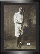 BABE RUTH Yankees PINSTRIPES JERSEY game used the Babe baseball relic swatch