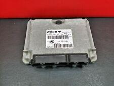 036906014AN VW GOLF MK4 1.4 PETROL ENGINE ECU 036906014 AN IAW4CVV0
