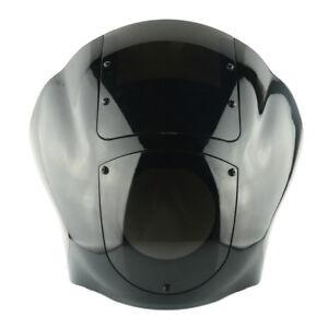 New Quarter Fairing Kit For Harley Davidson Dyna Models 95-05 Sportster XL Smoke