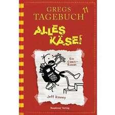 Gregs Tagebuch 11  Alles Käse!  Jeff Kinney  Baumhaus Verag Greg Buch