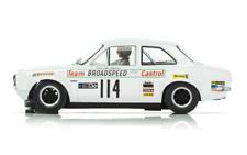 SCALEXTRIC - FORD ESCORT MK1 BROADSPEED BRANDS HATCH 1971 JOHN FITZPATRICK