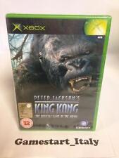PETER JACKSON'S KING KONG (XBOX) NUOVO SIGILLATO NEW PAL VERSION