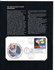 COMMEMORATIVE FDC  US 1983 NASA SPACE LAUNCHED  30 AUG 1983  CHALLENGER