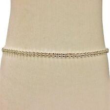 Silver Plated Saree Challa Kamarbandh Kamarpatta Belly Hips Chain Waist Belt