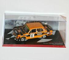 SEAT 124 Fl 1800-Rallye RACE 1977-Modèle rallye échelle 1/43