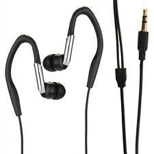 3.5mm SMZ 4773 In-Ear Earphone Headphone Headset Earbud for MP3 MP4 Sport Black