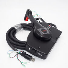 Mercury Right Side Boat Motor Outboard 8 Pin Mount Remote Control Box Cable Trig