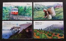 2011 Malaysia Highland Tourist Spot 4v Stamps Set Mint NH