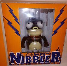 """Futurama Nibbler 5"""" Tin Wind Up Toy Working w/ Box"""