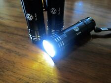 ***Official Volkswagen VW Aluminum LED FlashlightCollectable Buy 2 Get 1 FREE!!