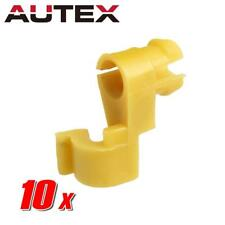 Pack of 10pcs for Right- Door Lock Rod Clip Set for Toyota - Ships Fast!