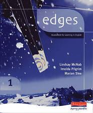 Edges: 1: Student Book by Marian Slee, Lindsay McNab, Imelda Pilgrim...