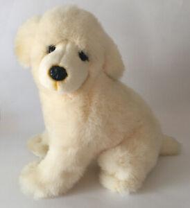 "Vintage Mary Meyer Golden Retriever Puppy Dog Plush Stuffed Animal Pet 14"" 1998"