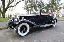 1931 Packard 840 Convertible Coupe SPECTCULAR! See VIDEO TEST DRIVE