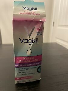 Vagisil ProHydrate Natural Feel - 8 Pre-Filled Disposible Applicators OPENBOX