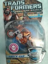 Transformers Reveal The Shield RTS Classics Deluxe Class Wreck-Gar MOSC