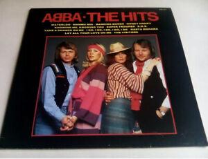 ABBA * THE HITS Hallmark Pickwick International SHM 3215 Vinyl Album 1987