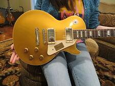 Gibson Custom Les Paul Goldtop Gloss 1957  Historic Reissue 2012