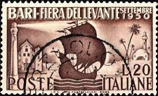 ITALIA REP. - 1950 - 14° Fiera del Levante a Bari - Usato